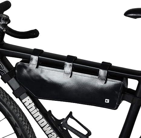 Bolsa De Bicicleta MontañA Montado A Prueba Agua Accesorios Manga ...