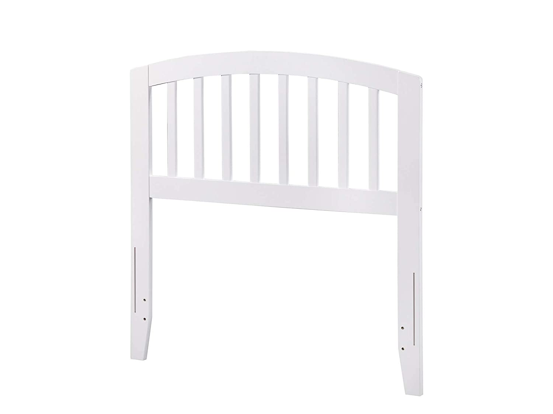 Atlantic Furniture AR288822 Richmond Headboard, Twin, White