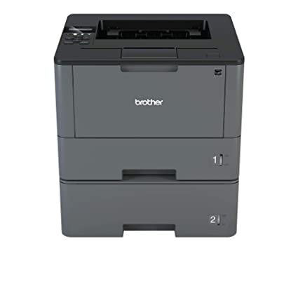 Brother HLL5100DNTG1 - Impresora láser Monocromo, Color Gris ...