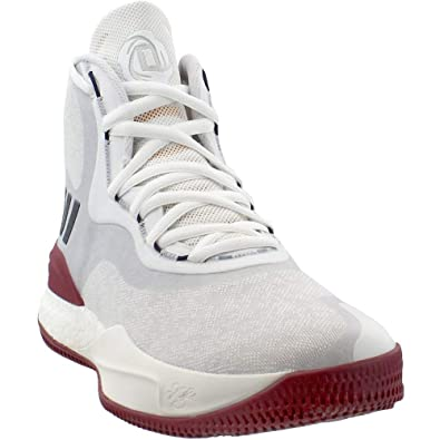 new style 45ff5 84499 Image Unavailable. Image not available for. Color adidas Mens AS D Rose 8  B Athletic  Sneakers