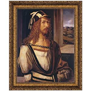 Diseño Toscano 38x 47Durer Self Portrait 1498Nr