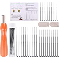 Longdex Felting Mat Brush 16x11x4cm Large Plastic Pink Wool Felting Brush Embroidery Workbench DIY Brush Craft Tool
