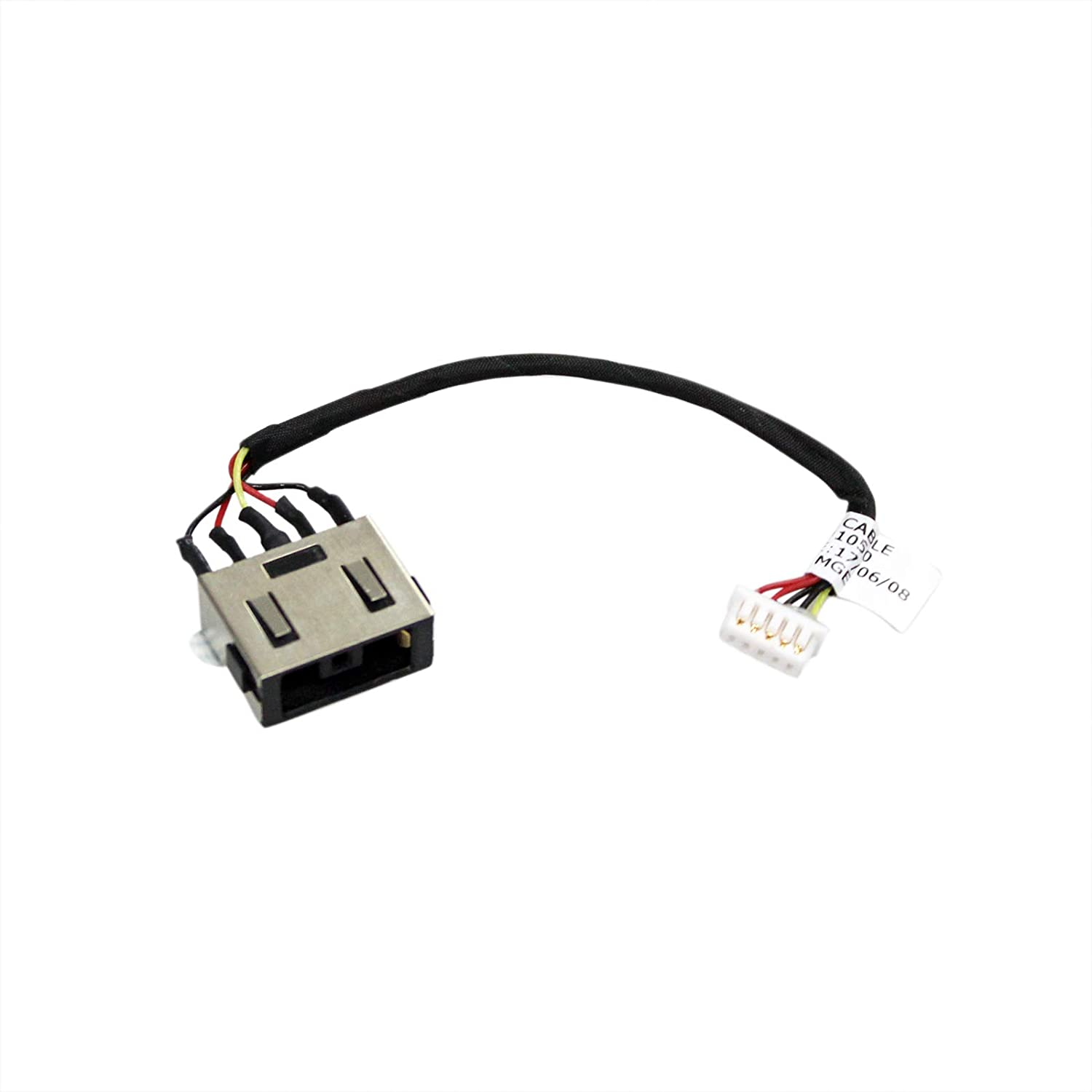 Amazon.com: GinTai DC Power Jack Connector Cable Replacement ...