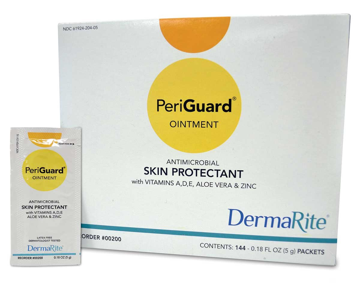 Amazon.com: PeriGuard Ointment 5G PACKET - CASE/144: Health & Personal Care