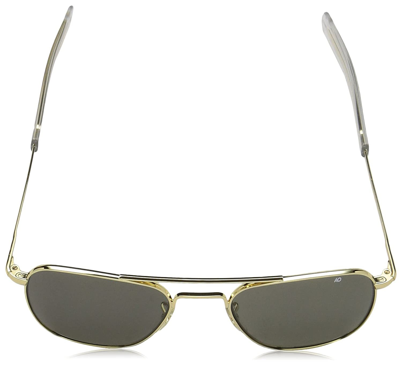 07cd121a17 details about ao eyewear original pilot sunglasses classic military ...