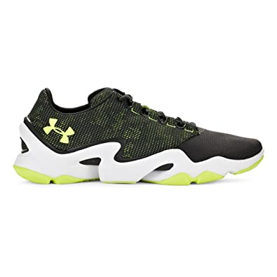 check out a60b3 d01bf Amazon.com   Under Armour Mens Phenom Proto, Black Yellow, 11.5 D   Fitness    Cross-Training