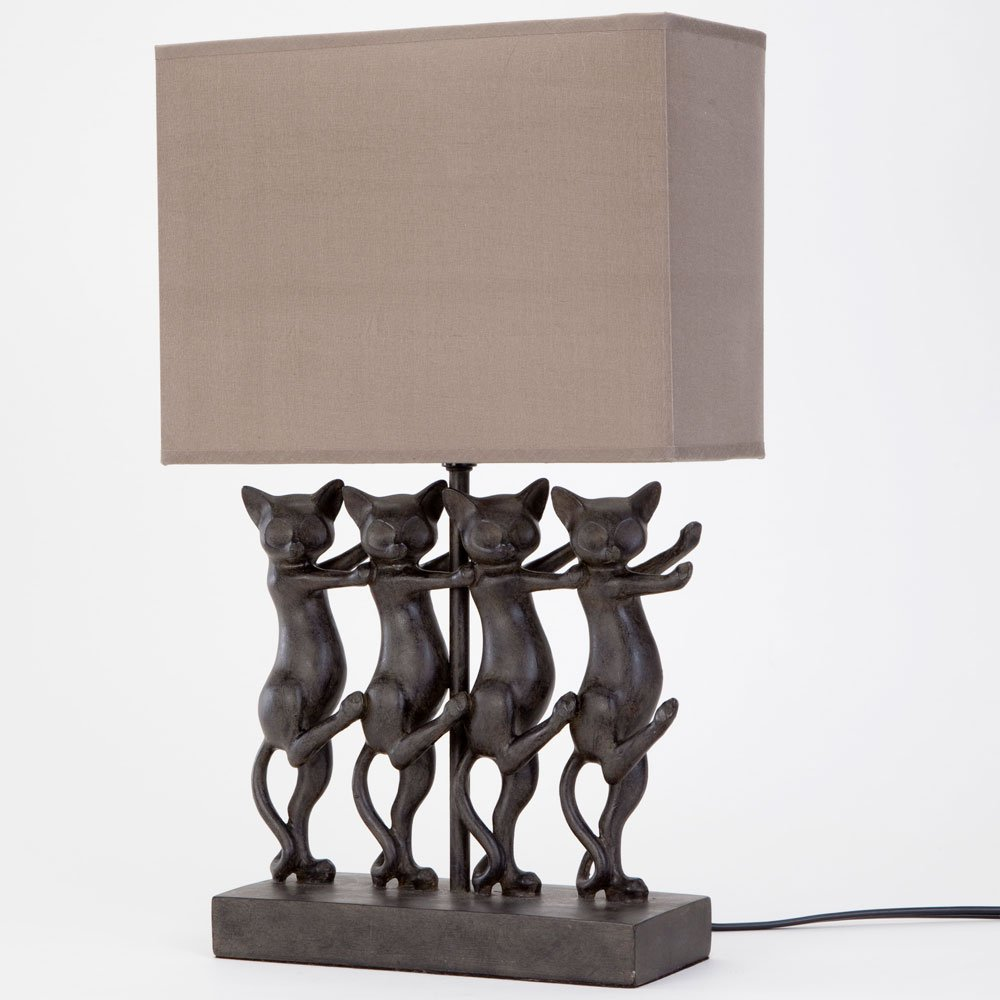 Cat Table Lamp Images