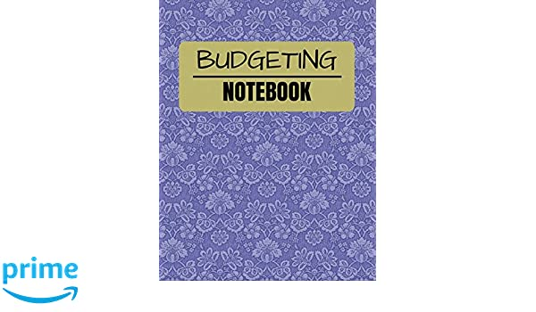 budgeting notebook weekly expense tracker bill organizer notebook