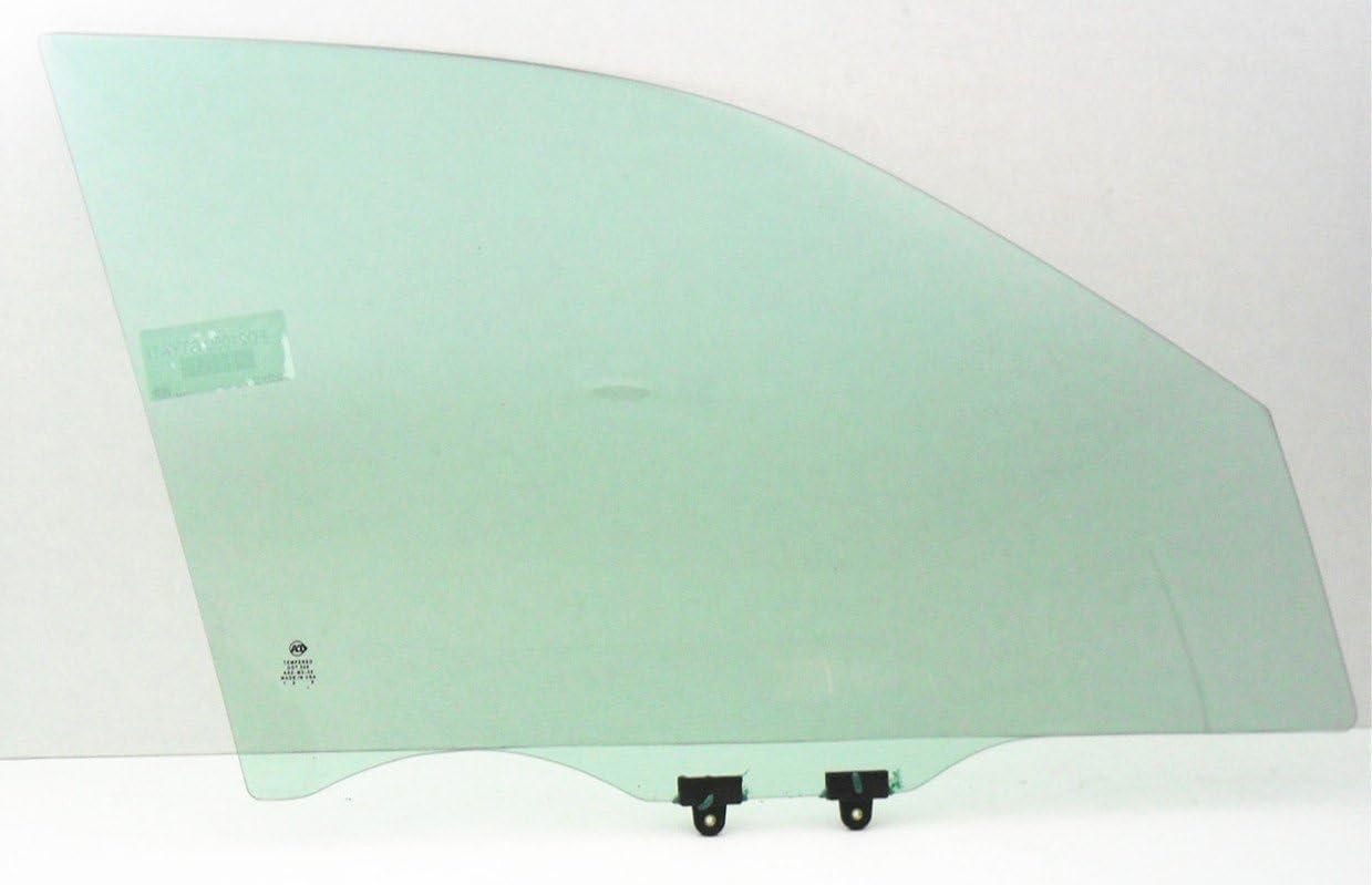 NAGD Fits 2001-2006 Acura MDX 4 Door SUV Passenger Side Right Front Door Window Glass FD21050GTY