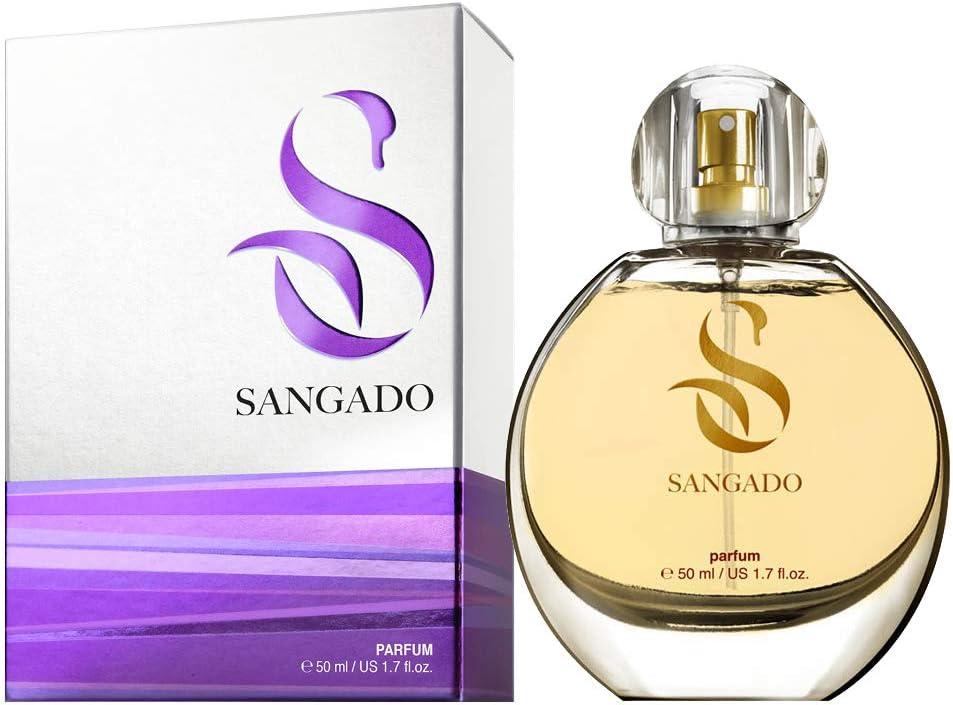 SANGADO Lady Divine Perfume para Mujeres, Larga Duración de 8-10 ...