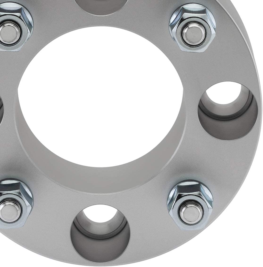 Silver 650 and Rhino 450 Supreme Suspensions 4pc Set of 1.5 Wheel Spacers for Yamaha Kodiak 400 700 660 4x110mm Bolt Pattern M10x1.25 Studs /& 74.1mm Center Bore ATV Wheel Spacer