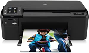 HP Photosmart D110A Wireless Printer (CN732A #1H3)