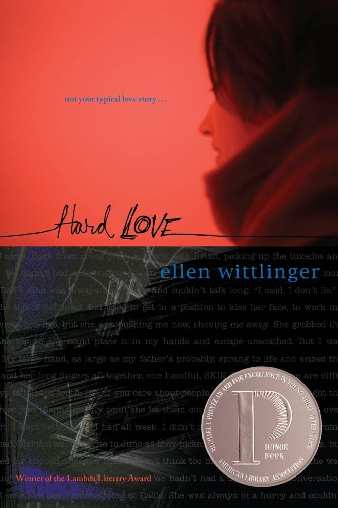 Hard Love Ellen Wittlinger product image
