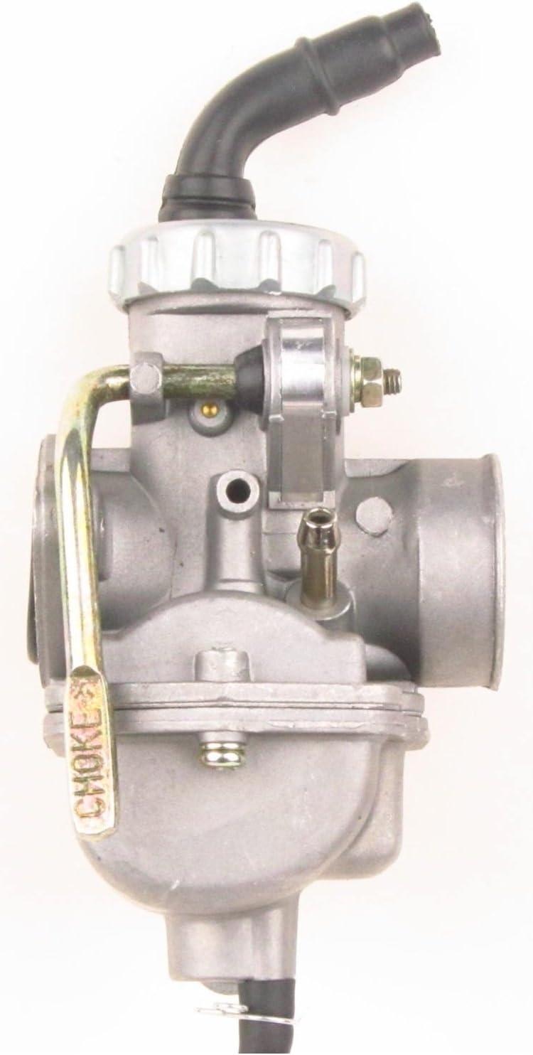 FixRightPro ATV Carburetor PZ20 TaoTao NST SunL Kazuma Baja 50cc-125cc 4 stroke engines