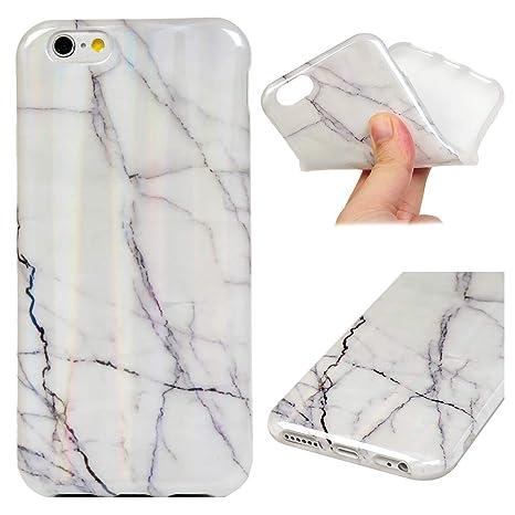 Funda iPhone 6S Plus, iPhone 6 Plus Carcasa Silicona Gel ...