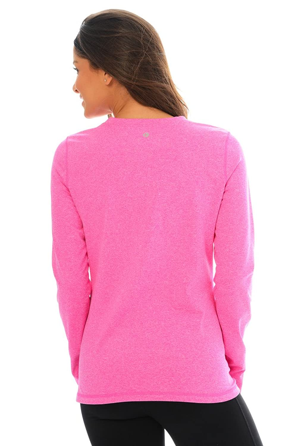 90 Degree By Reflex - Fleece Lined Shirt with Thumbholes