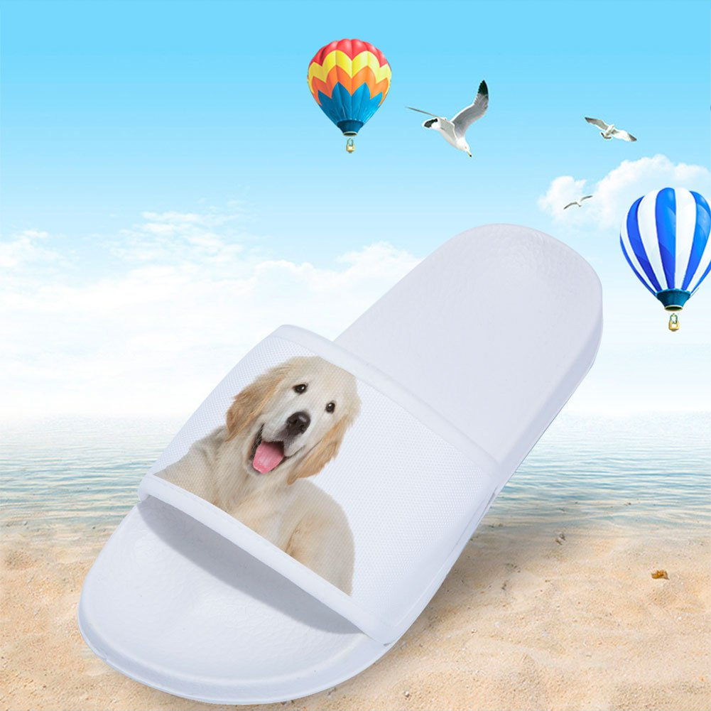 Boys Girls Bathroom Slippers Shower Shoes Gym Slippers Soft Sole Open Toe House Slippers
