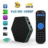 U2C T95Z Plus TV BOX Android 6.0 HD 4K Smart TV Box Amlogic S912 Octa-core 2GB 16GB LAN 100M/1000M Set Top Box 3D