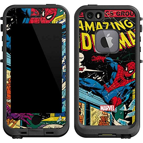 Marvel Comics LifeProof fre iPhone 6/6s Skin - Marvel Comics Spiderman Vinyl Decal Skin For Your fre iPhone 6/6s