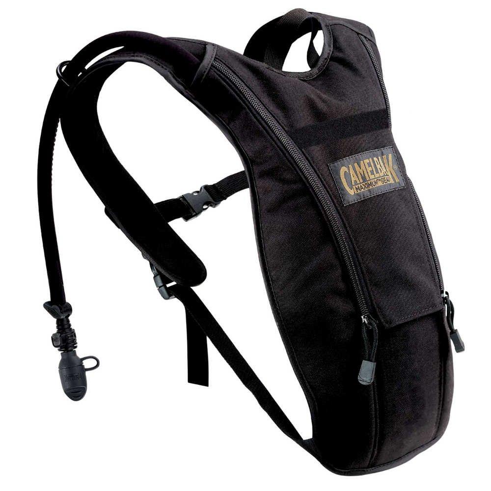 CamelBak Stealth 70 oz 2.1L Hydration Pack Black 76000