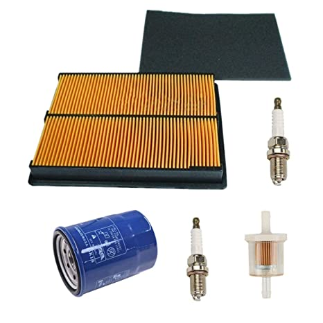 Amazon Com Euros Air Filter With Pre Filter Oil Filter Fuel
