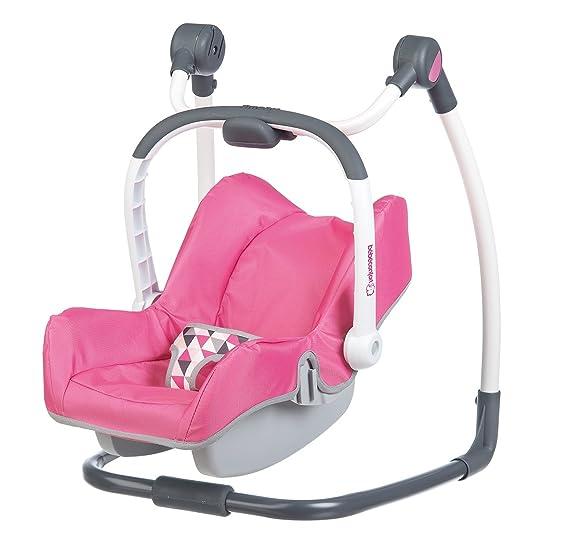 Smoby - 240227 - Bébé Confort Trona + Asiento Infantil: Amazon.es: Juguetes y juegos