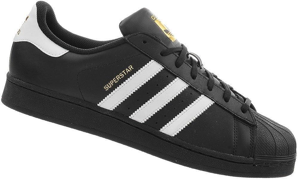 official photos b2f30 e4785 adidas Superstar Foundation - B27140 - Color White-Black - Size  14.0