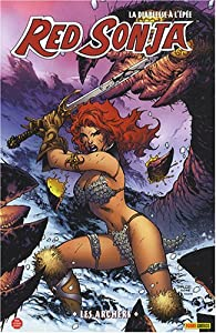 Book's Cover of Red Sonja, Tome 2 : Les archers