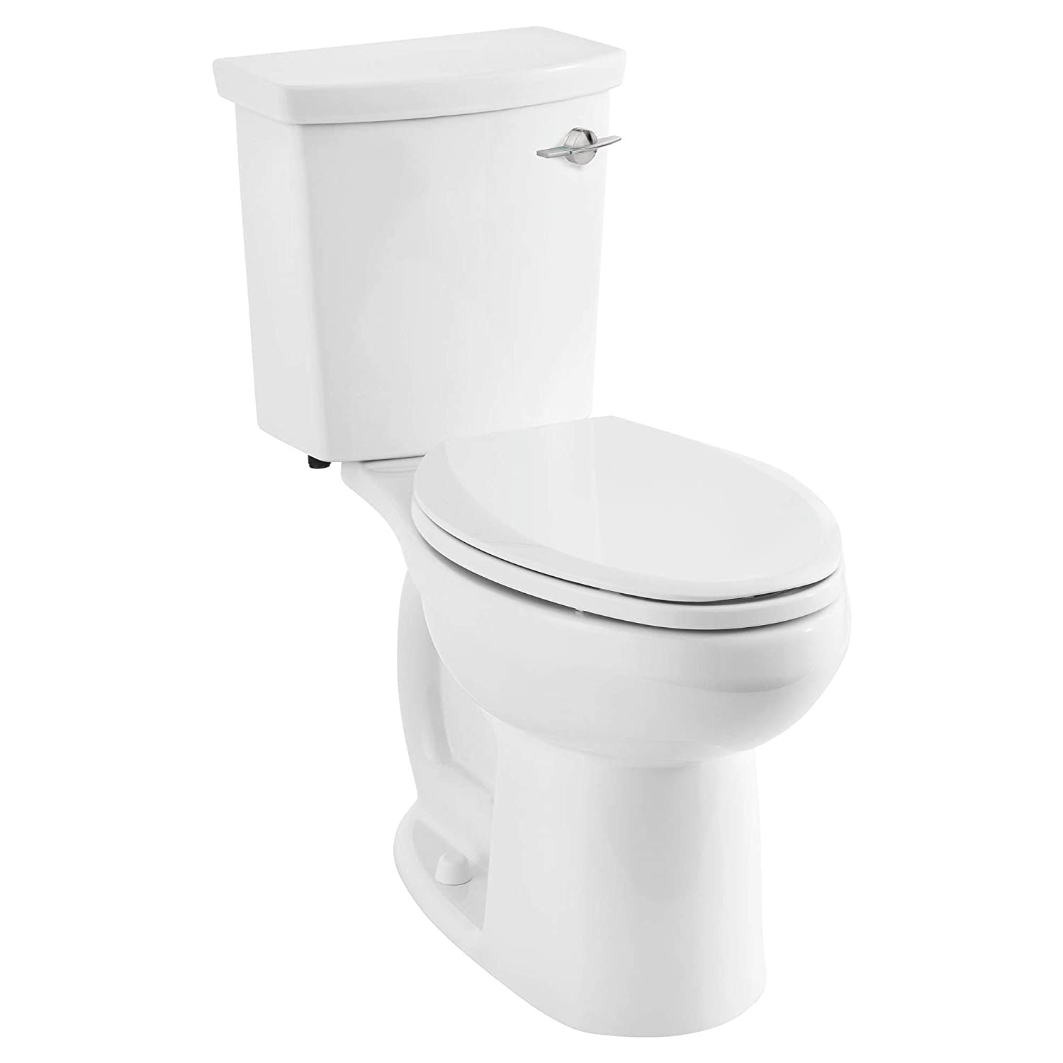 American Standard 2886205.020 H2Option ADA Dual Flush Height Elongated Toilet - Right Hand Trip Lever