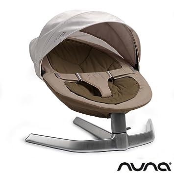 Nuna nu0150100309 Leaf capotte para silla mecedora, Bisque Beige: Amazon.es: Bebé