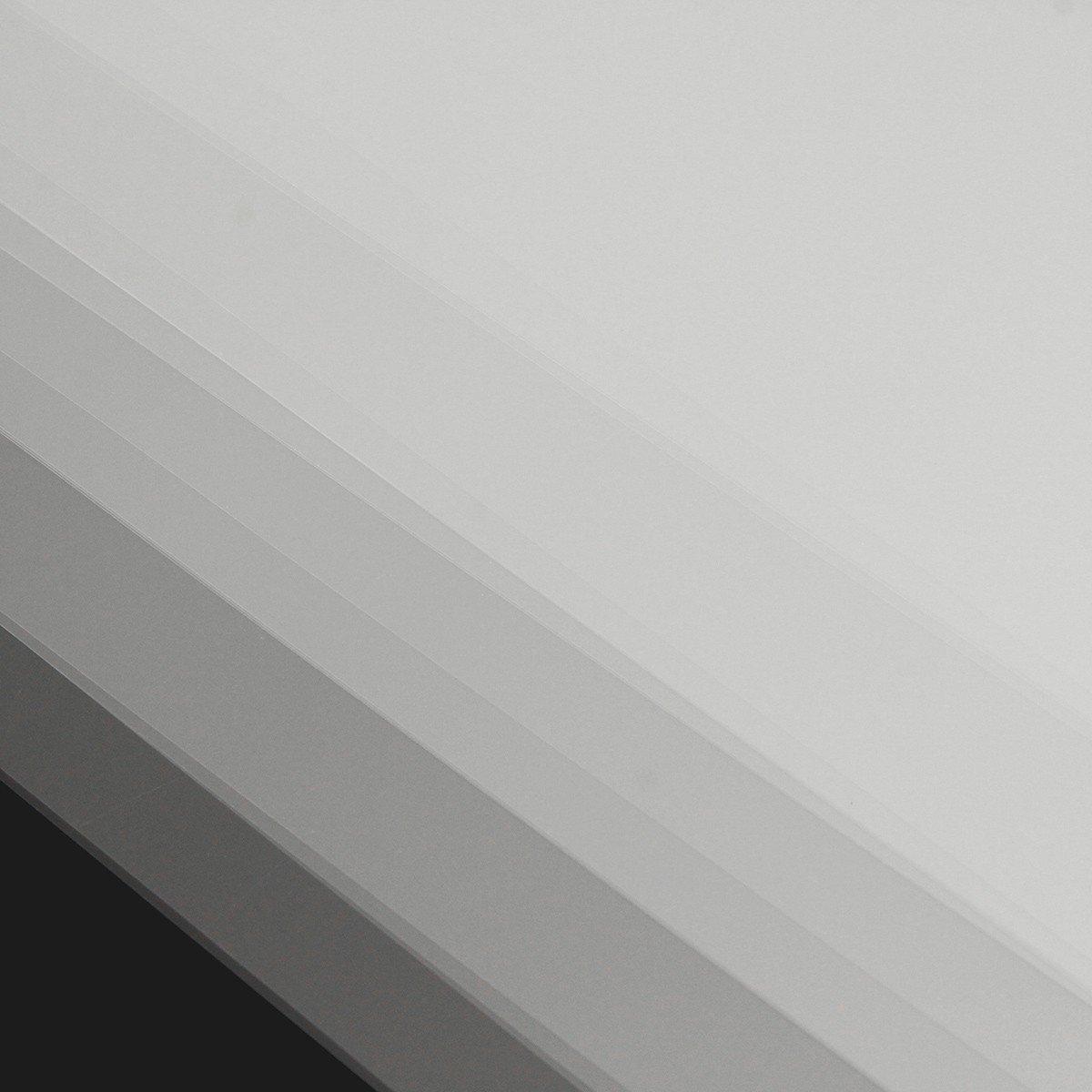 RanDal 20Pcs A4 Inkjet Film Screen Printing Paper Transparent Pcb Print Stencil