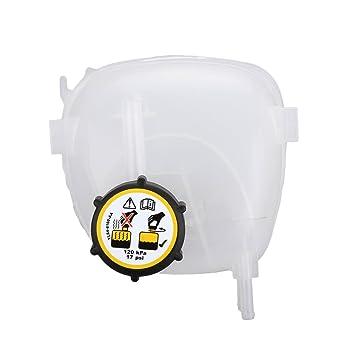 Dromedary Radiador del refrigerante desbordamiento botella depósito Depósito de expansión para 2003 - 10 Saab 9 - 3 9202200: Amazon.es: Coche y moto