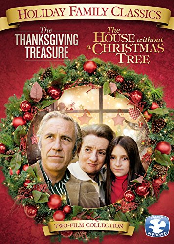 Event Family Classics: The Thanksgiving Treasure / The House Without A Christmas Tree