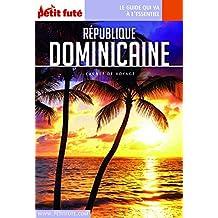 RÉPUBLIQUE DOMINICAINE 2018 Carnet Petit Futé (Carnet de voyage) (French Edition)