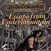 Escape from Undermountain: Forgotten Realms: The Nobles, Book 3 | Mark Anthony