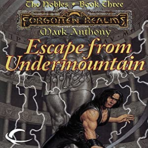 Escape from Undermountain Audiobook