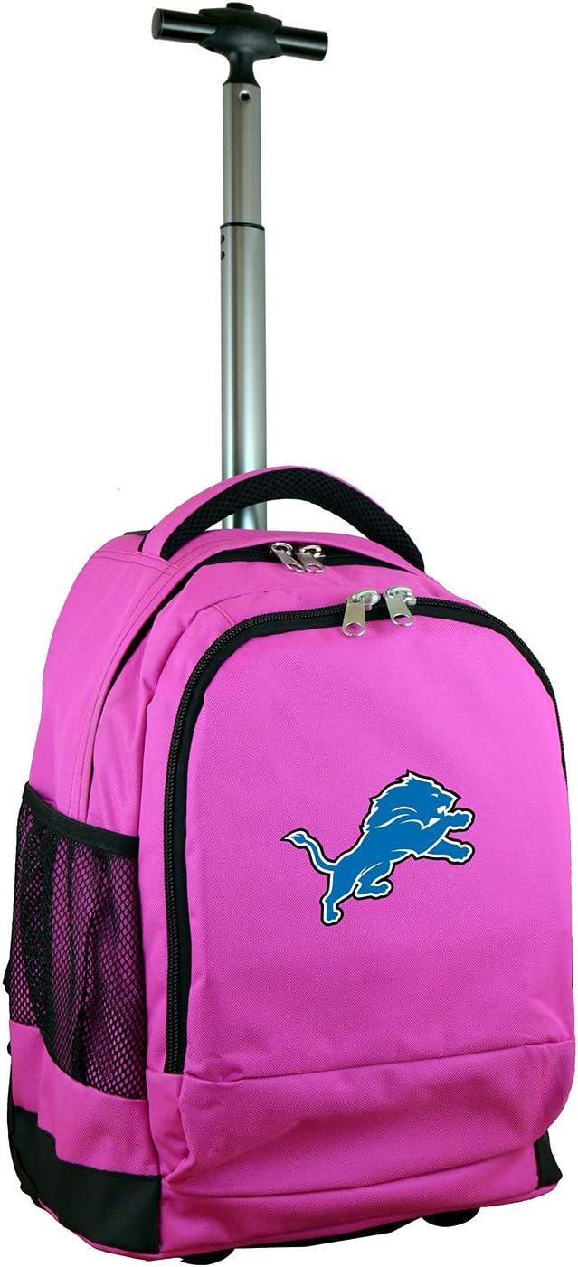 (Detroit Lions) - NFL Expedition Wheeled Backpack, 48cm , ピンク