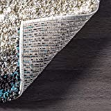 nuLOOM Classie Hand Tufted Shag Area Rug, 5' x