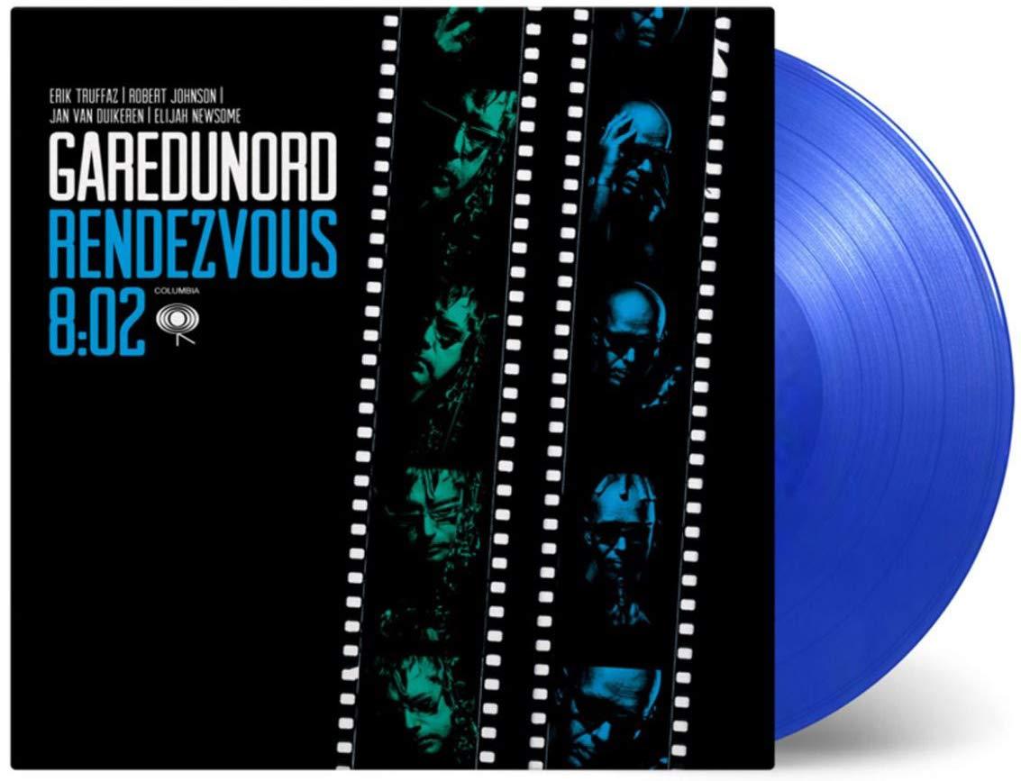 Vinilo : Gare du Nord - Rendezvous 8:02 (Blue, Limited Edition, 180 Gram Vinyl)