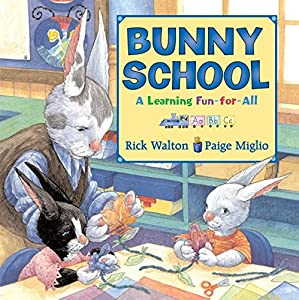 Bunny School: A Learning Fun-for-All