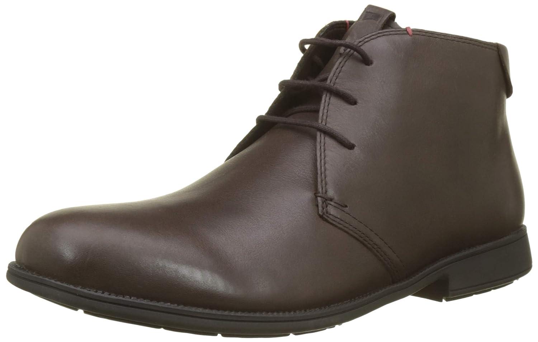 brown (Dark Brown 200) Camper Men's Mil Desert Boots
