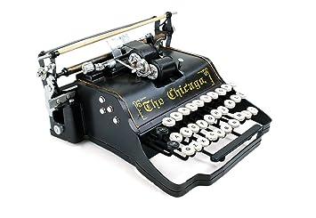 Legler - 2019222 - Muebles y Decoración - Vintage Deco Style - Máquina Escribir De Chicago: Amazon.es: Juguetes y juegos