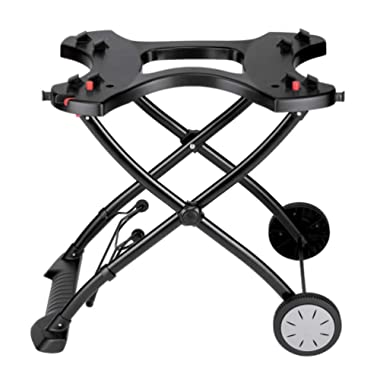 Weber 6557 Q Portable Cart, 28.2  x 21  x 25 , Black