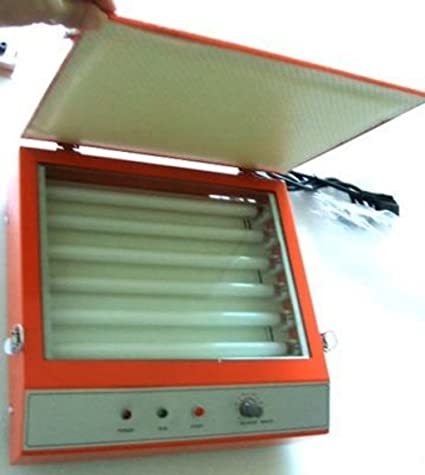 Amazon com: UV Exposure Unit Plate Maker for Hot Stamping
