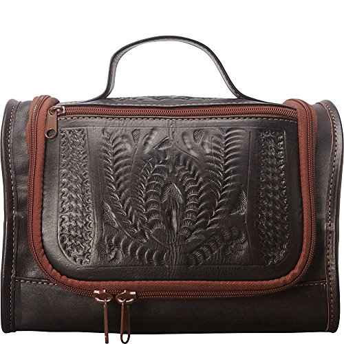 Ropin West Vanity Case (Brown) by Ropin West