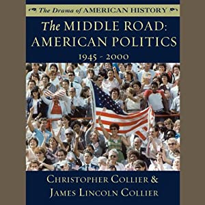 The Middle Road Audiobook