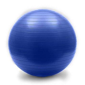 SPFTOY Balón de gimnasia anti-pinchazos, balón de ejercicio (con ...