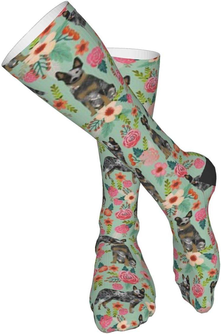 pengxuelinshop Unisex Novelty Crew Socks,Matterhorn Wolf Winter Socks Warm Thick Knit Soft Casual Socks