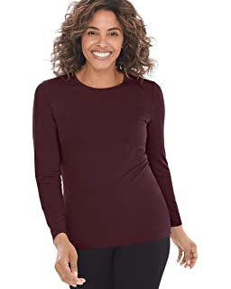 174c82b0 Chico's Women's Button-Sleeve Pullover Sweater at Amazon Women's ...