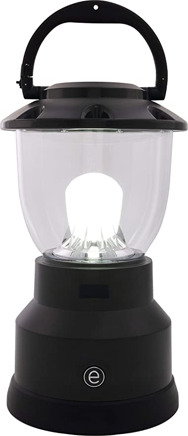 Hurricane Camping USB Charging Tornado /& Emergency Storm Red Finish Enbrighten LED Lantern Battery Operated Ideal for Outdoors Renewed 3 Light Levels